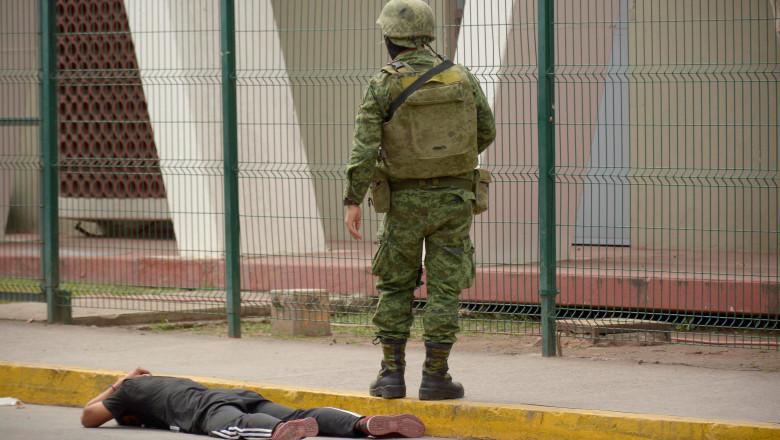 16 persoane au murit in Sinaloa în urma unor atacuri armate