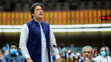 Imran Khan, premier Pakistan