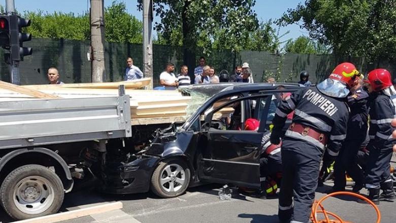 accident colentina