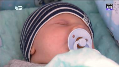 bebe baiat polonia - focus