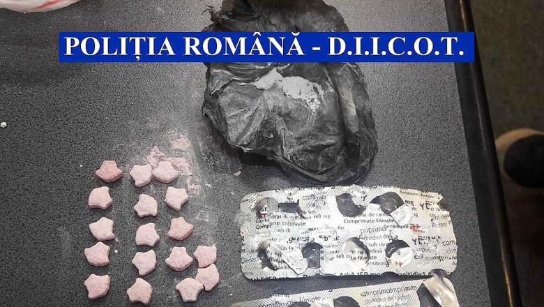 12 persoane prinse cu droguri in vama veche