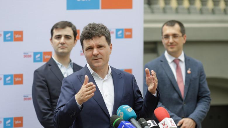 nicusor dan candidat la alegerile locale 2020 primaria bucuresti usr plus