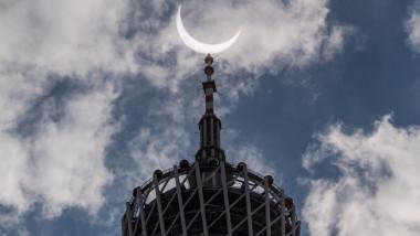 Eclipsă solară 2020 în Guangzhou