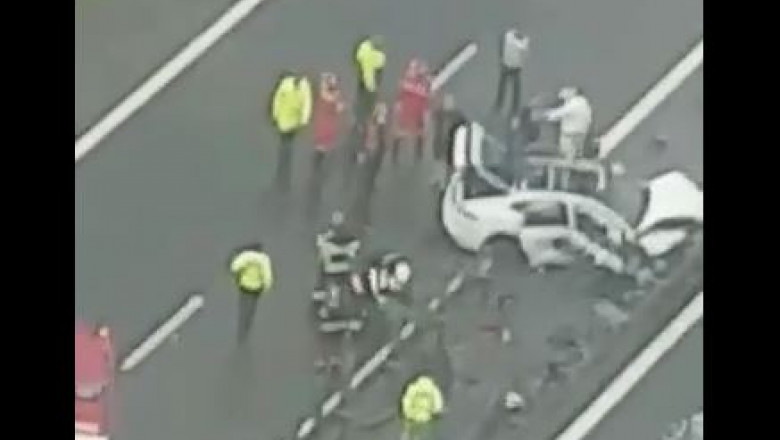 accident a2 mort