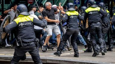 proteste în olanda