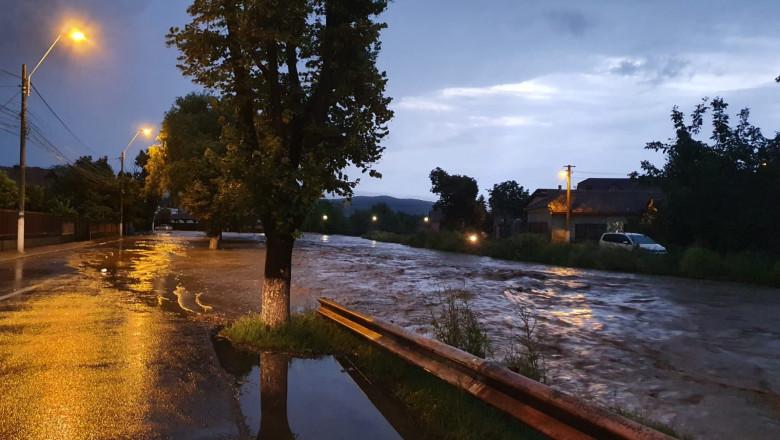 aiud inundatii