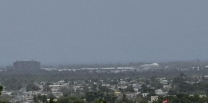 Un nor de praf saharian, supranumit Godzilla, se indreapta spre Statele Unite