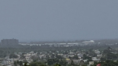 Un nor de praf saharian se indreapta spre SUA
