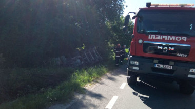 accident gorj1