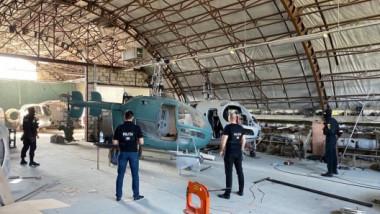 elicoptere produse clandestin in Republica Moldova