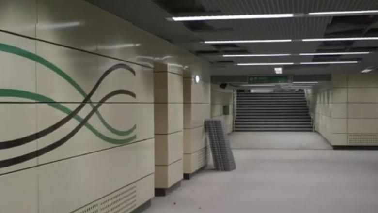 statie metrou