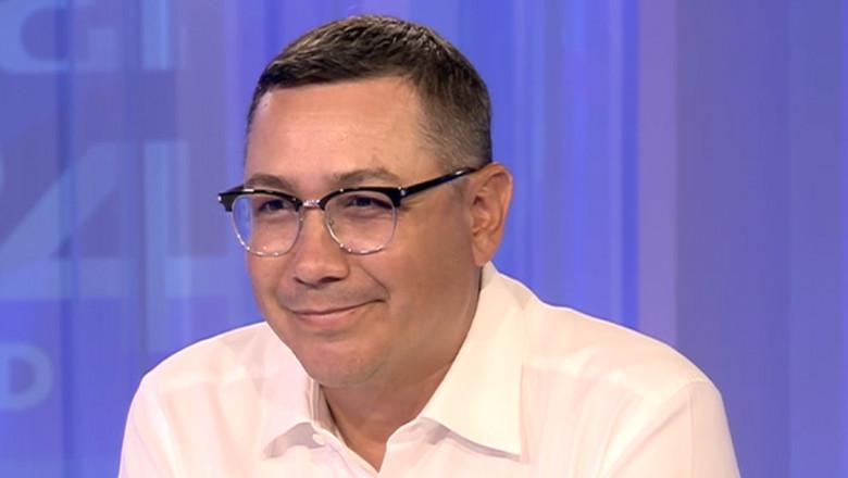 Victor Ponta presedintele pro romania