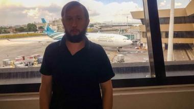 Povestea de film a turistului blocat de 110 zile într-un aeroport din Filipine din cauza pandemiei