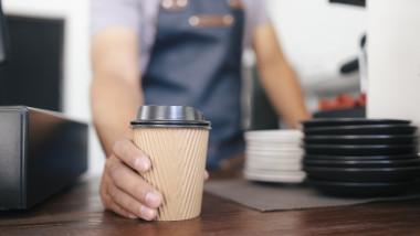 pahar de cafea