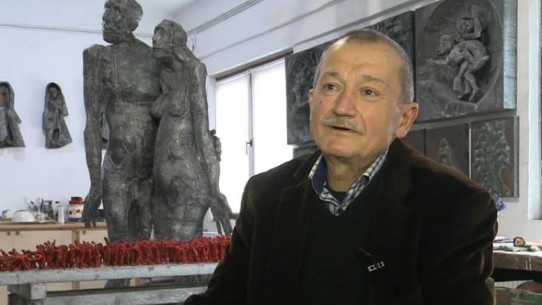 Aurel Vlad: Un meșter bizantin de secol XXI