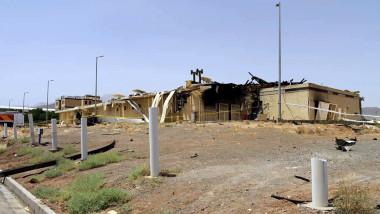 Un incendiu a avut loc la complexul nuclear Natanz din Iran