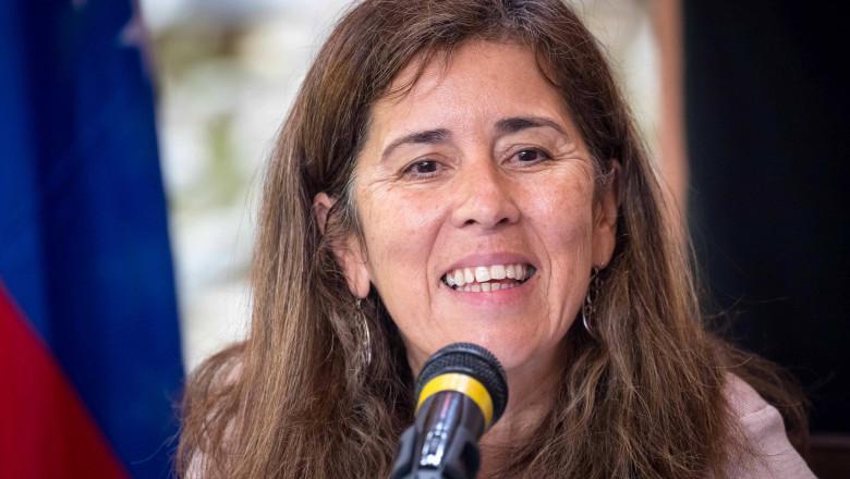 Isabel Brilhante Pedrosa, ambasadoarea UE la Caracas