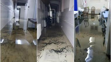 inundatii-spitalul-judetean-arad