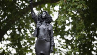statuie black lives matter în Bristol, Regatul Unit