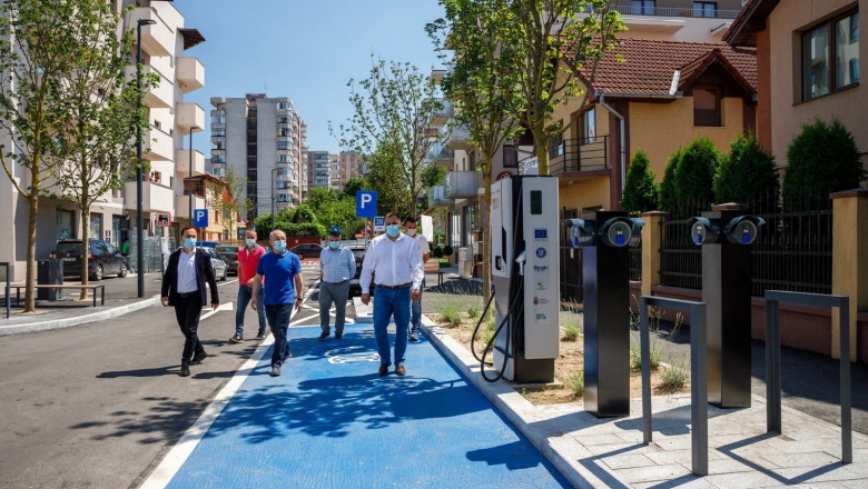 strada smart Cluj Napoca