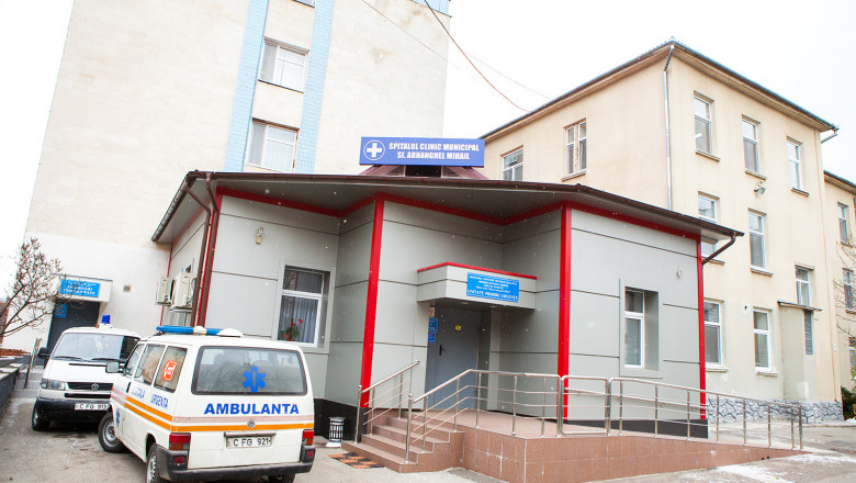 spitalul sf arhanghel mihail chisinau