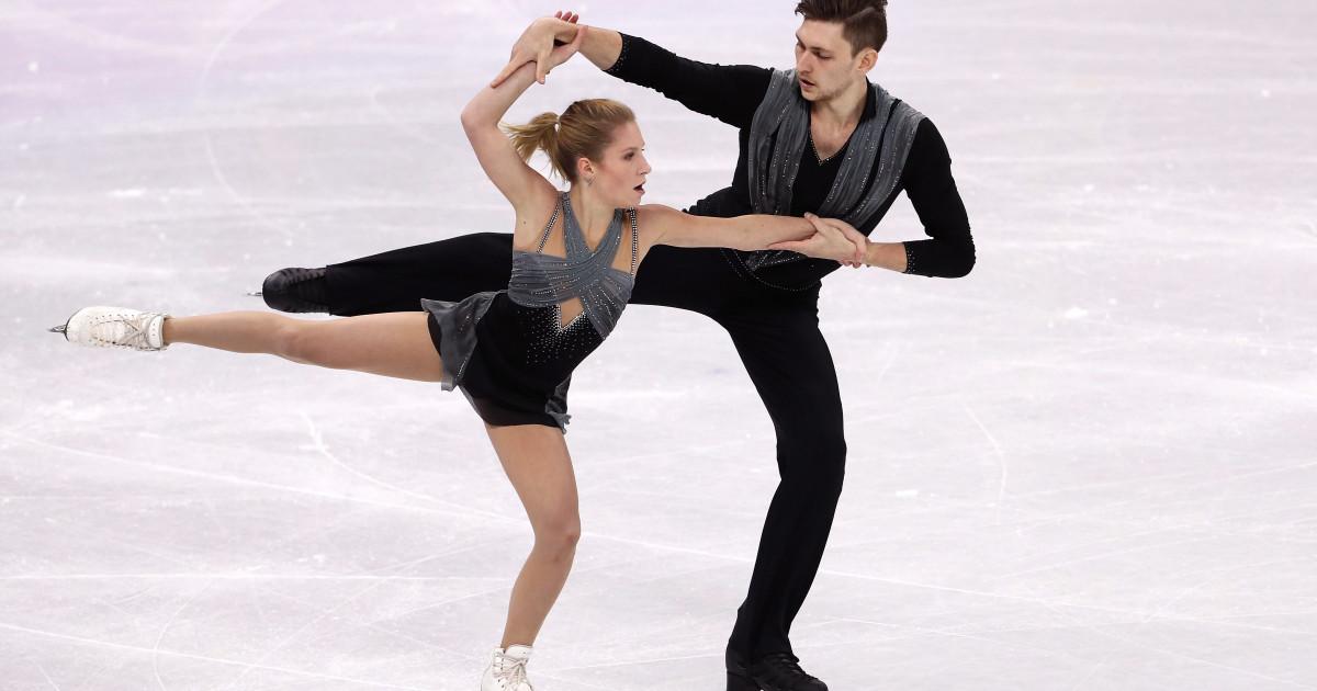 perechi rusești de patinaj