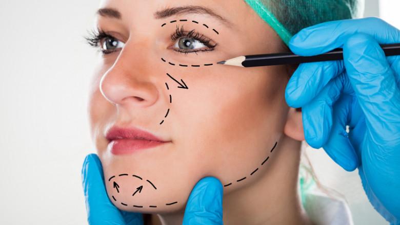 chirurgie estetica getty
