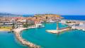 Peisaj din Creta, Grecia