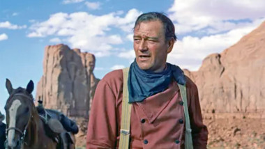THE SEARCHERS film John Wayne