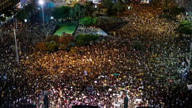 protest pandemie israel profimedia-0542024636