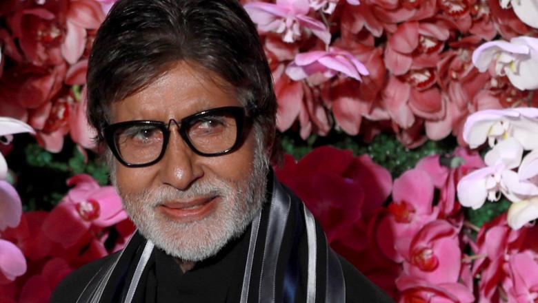 Amitabh Bachchan, unul dintre cei mai cunoscuți actori din India, a fost testat pozitiv cu COVID-19
