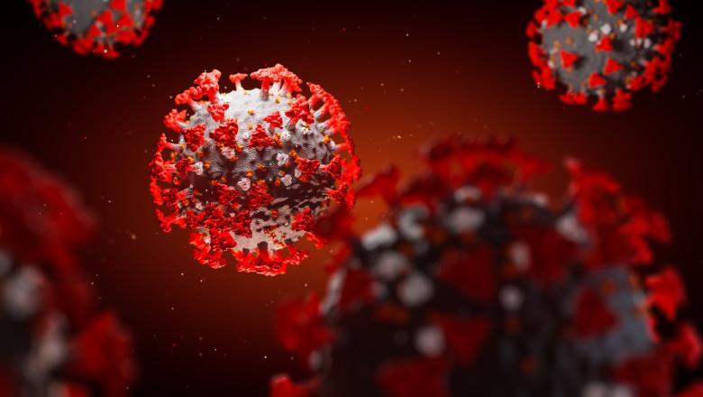 ilustratie coronavirus