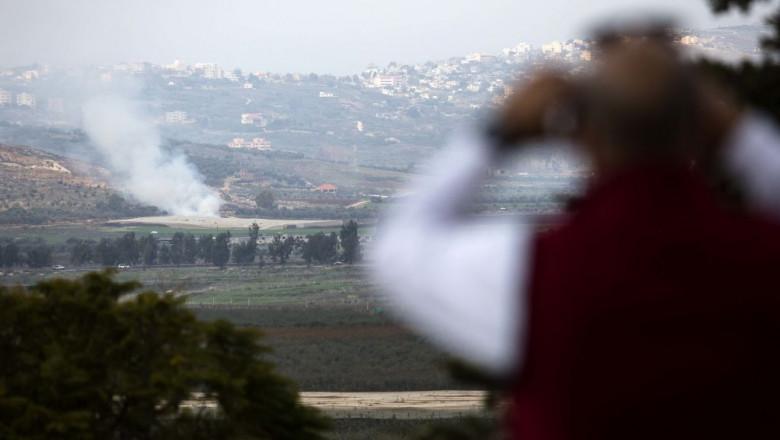 granita israel liban getty