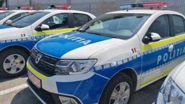 masini de politie noi