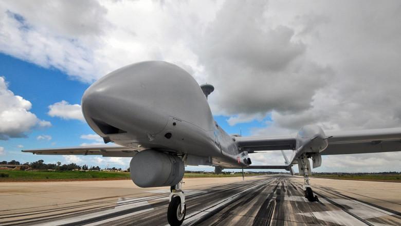 drona heron feature