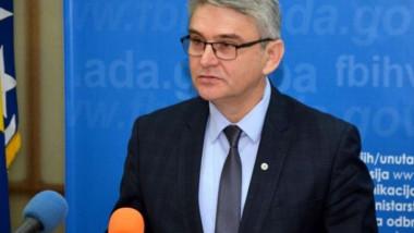 Salko Bukvarevic, ministru bosniac mort de covid