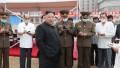 Kim Jong-un, intr-una din vizitele sale din Coreea de Nord