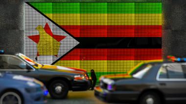 Peste 100.000 de persoane au fost arestate pentru încălcarea restricțiilor anti-COVID în Zimbabwe