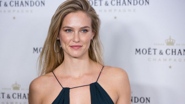 Bar Refaeli And 'Moet & Chandon' Celebrates New Year's Eve