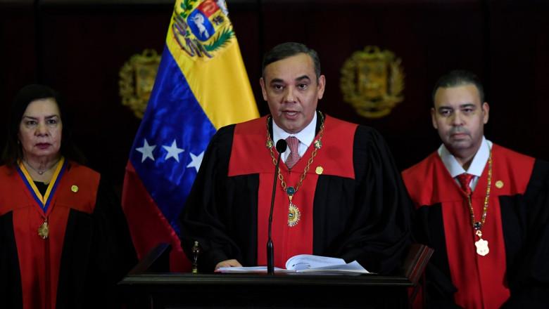 Maikel Moreno Perez
