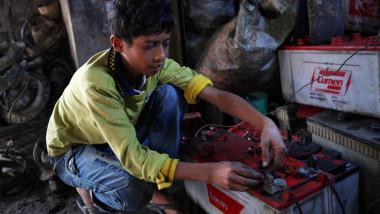 UNICEF Copii plumb