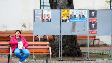 campanie afise electorale partide