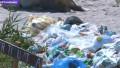 Până nu demult considerată o oază de liniște, plaja Tuzla e năpădită de gunoaie. Turiștii sunt dezamăgiți și de prețurile exorbitante