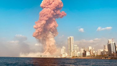 Explozie în Beirut, Liban