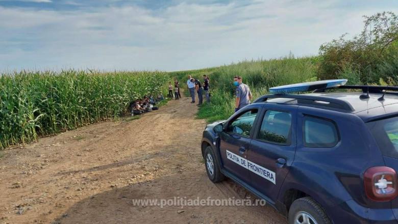 politie de frontiera irakieni sirieni ungaria