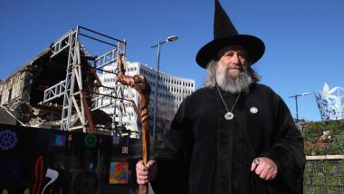 Vrăjitorul din Christchurch