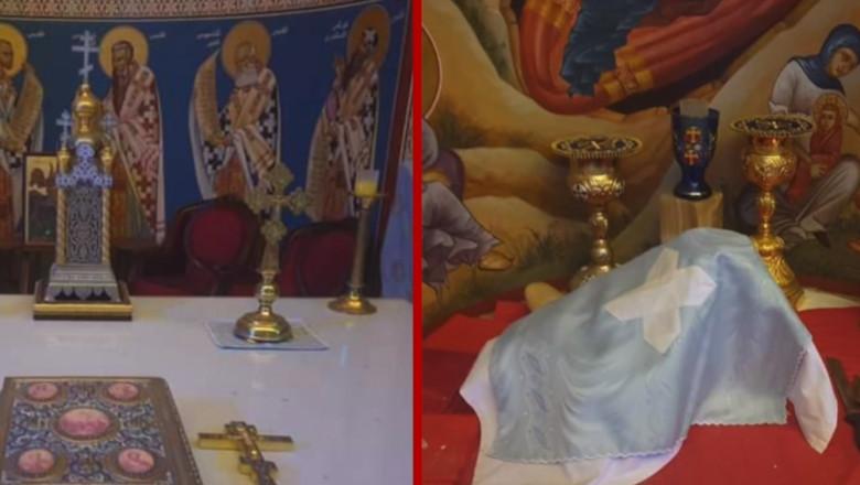 altar biserica ortodoxa