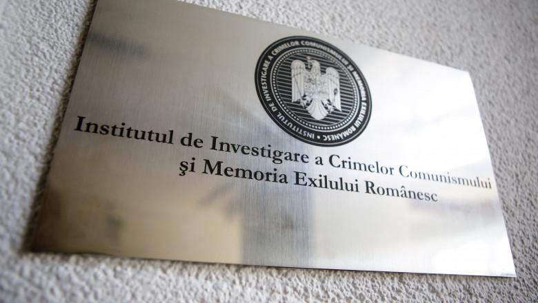 Institutul de Investigare a Crimelor Comunismului şi Memoria Exilului Românesc IICCMER
