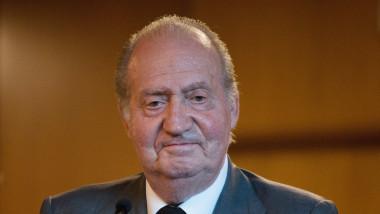 Juan Carlos fostul rege al spaniei