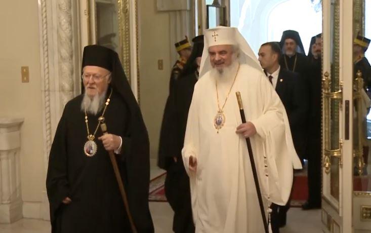 patriarhul-ecumenic-bartolomeu-ia-multumit-pf-daniel-pentru-solidaritatea-privind-bazilica-